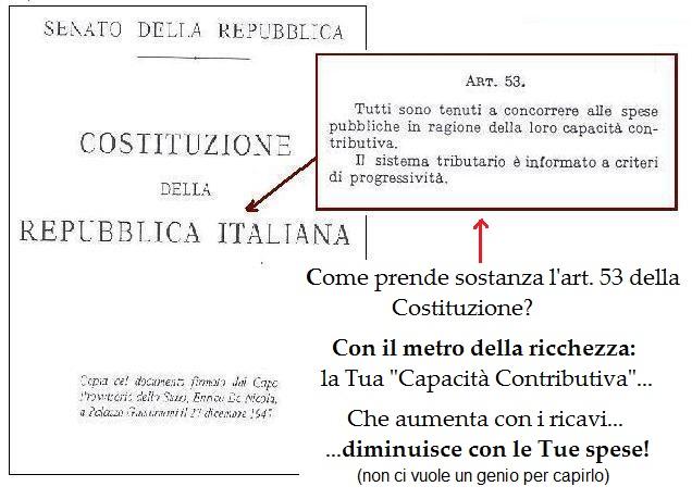 @5 Costituzione della Repubblica Italiana art 53