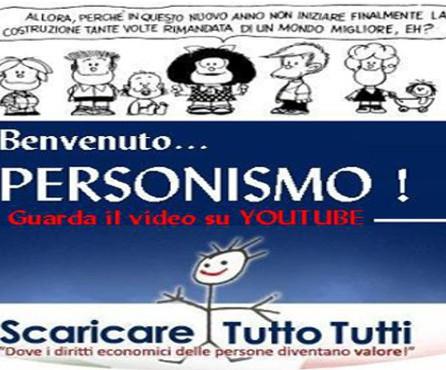 @Quino - Mafalda per Benvenuto PERSONISMO