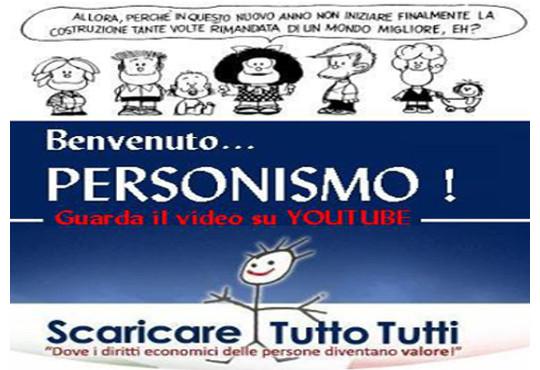 Vignetta Mafalda – Benvenuto Personismo