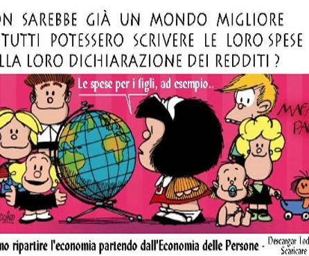 @Quino - Mafalda per Scaricare Tutto Tutti