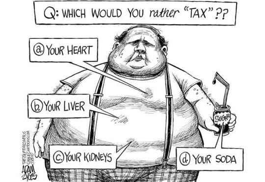 """""""FAT & SODA TAX """" la tassa sulle cattive abitudini… e le occasioni perse !"""