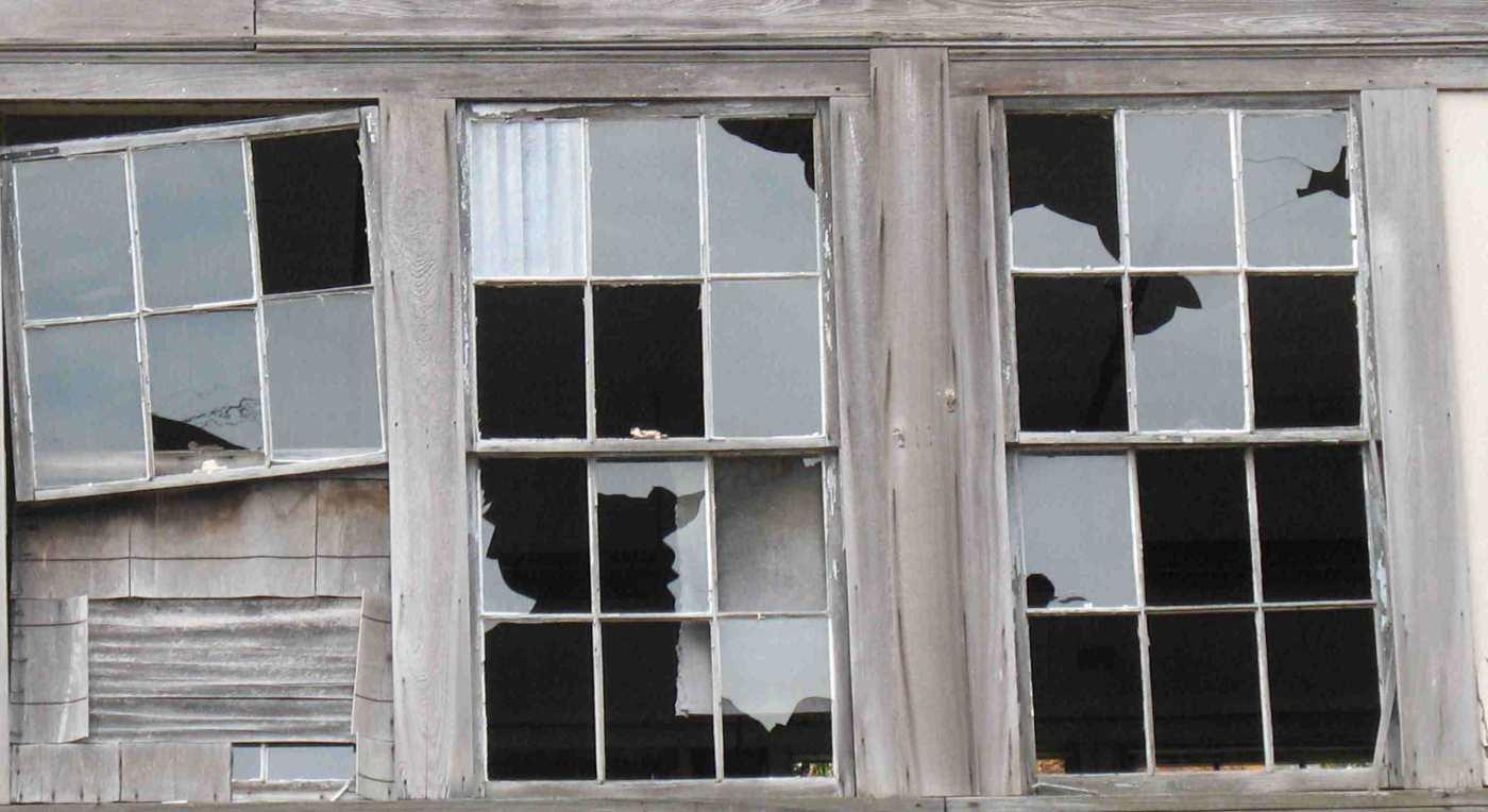 La teoria delle finestre rotte scaricare tutto tutti - Teoria delle finestre rotte sociologia ...