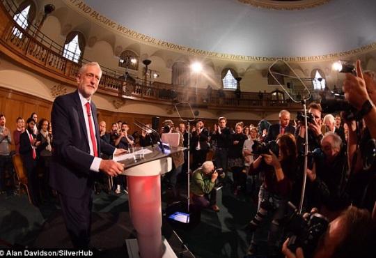 STT…  Parafrasando Jeremy Corbyn