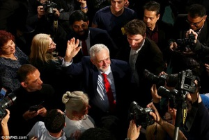 Corbyn and people